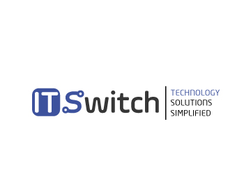 ITSwitch logo design