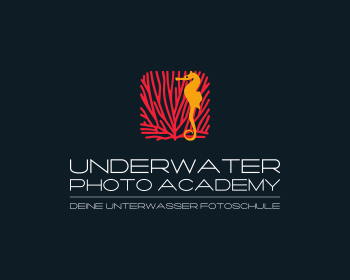 Logo design for Underwater Photo Academy