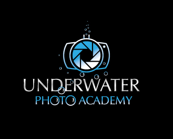 Underwater Photo Academy logo design