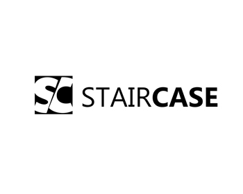 STAIRCASE logo design