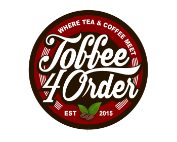 Logo design for Toffee 4 Order