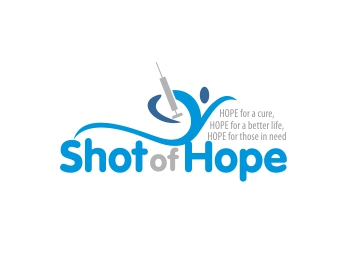 Logo design for Shot of Hope