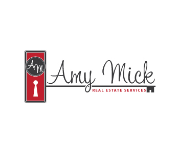Logo design for Amy Mick