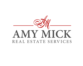 Amy Mick logo design