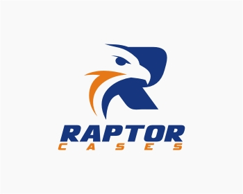 Raptor Cases logo design
