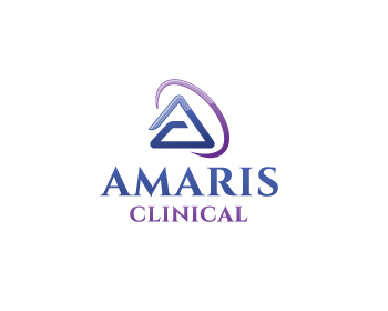 Amaris Clinical logo design