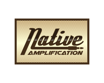Native Amplification logo design