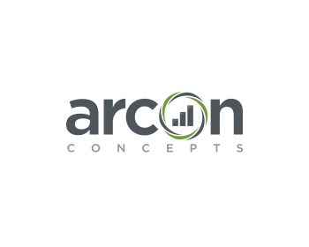 Arcon Concepts logo design