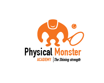 Logo Physical Monster Academy