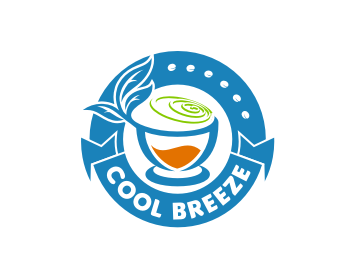 Cool Breeze logo design