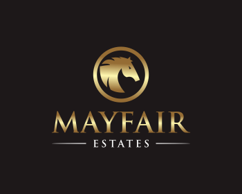 Logo design for Mayfair Estates