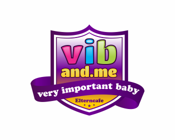vib-and.me logo design