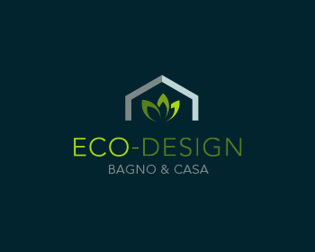eco-design logo design
