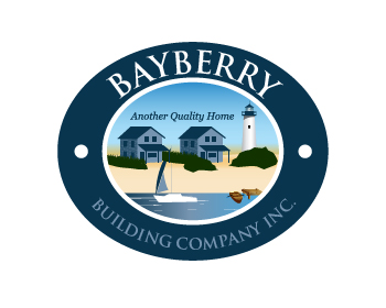 Bayberry Building Company Inc. logo design