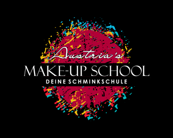Logo Austrias Make-up School