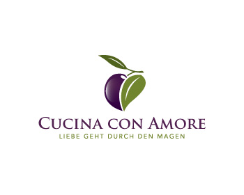 Logo design for Cucina con Amore