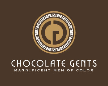 Chocolate Gents logo design