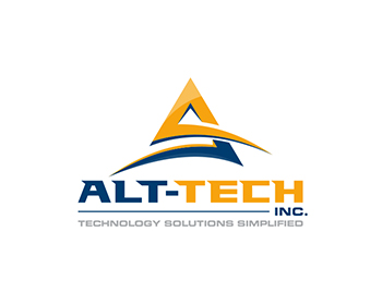 Logo design for ALT-Tech Inc