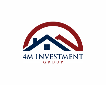 Logo design for 4M Investment Group