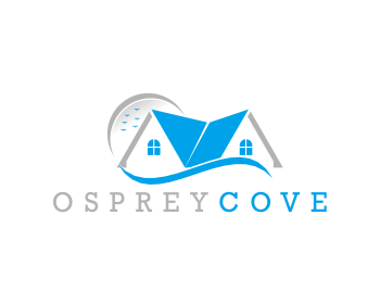 Logo design for Osprey Cove