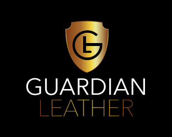 Guardian Leather logo design
