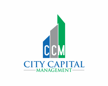 City Capital Management logo design