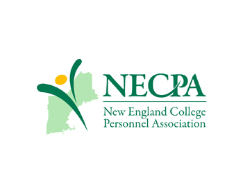 New England College Personnel Association logo design