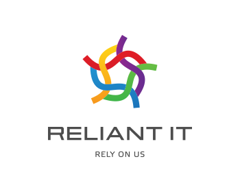Reliant IT Service Management Consulting GmbH logo design