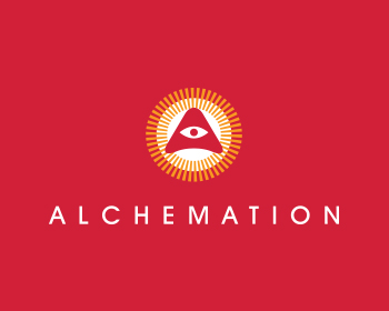 Logo design for Alchemation