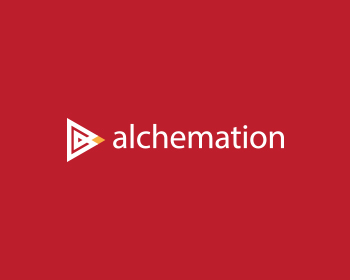 Alchemation logo design