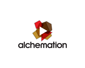 Education logo design for Alchemation