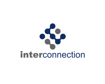Interconnection logo design