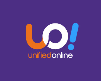 Unified Online logo design