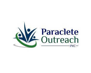 Paraclete Outreach, Inc. logo design