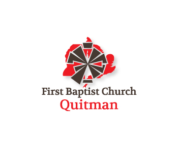 Logo per First Baptist Church Quitman