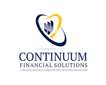 Continuum Financial Solutions logo design