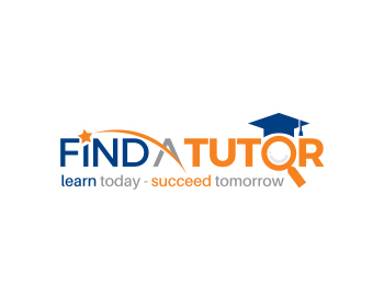 find a tutor logo design