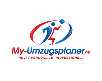 My Umzugsberater logo design