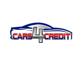 Cars 4 Credit logo design