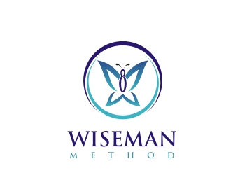 Logo design for Wiseman Method