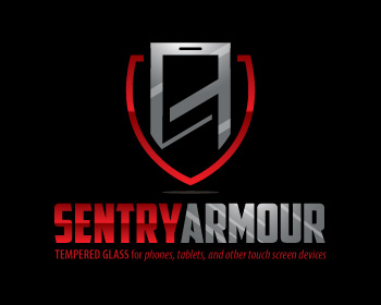 Logo design for sentry armour
