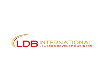 LDB International logo design