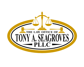 Logo design for The Law Office of Tony A. Seagroves, PLLC