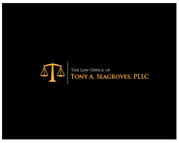 Legal logos (The Law Office of Tony A. Seagroves, PLLC)
