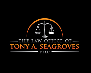 The Law Office of Tony A. Seagroves, PLLC logo design