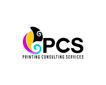 Printing Consulting Services logo design