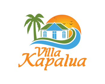 Logo design for Villa Kapalua