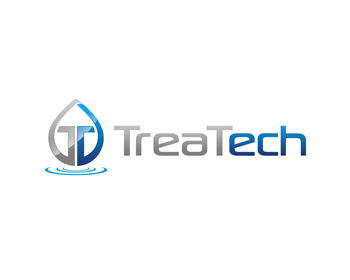 TreaTech logo design