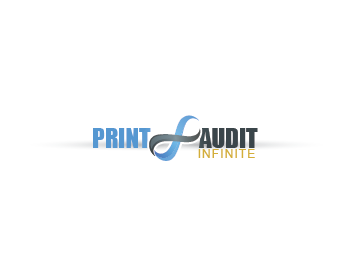 Print Audit logo design