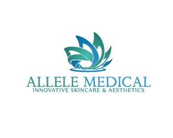 Logo design for Allele Medical